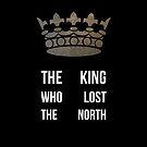 King Robb by sophiestormborn