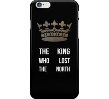 King Robb iPhone Case/Skin
