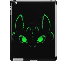 Neon Toothless  iPad Case/Skin