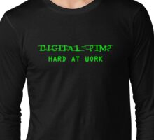 Digital Pimp Long Sleeve T-Shirt