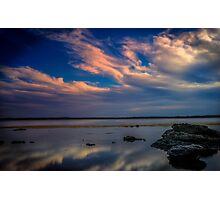 St.Georges Basin Sunset Photographic Print