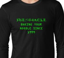 The Oracle Long Sleeve T-Shirt