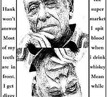 Charles Bukowski. by brett66