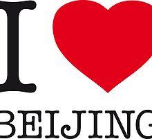 I ♥ BEIJING by eyesblau