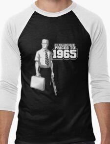 D-fens 1965 Men's Baseball ¾ T-Shirt