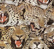 Cheetah Phone Case by demaiod167