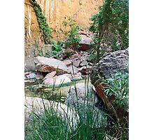 Still Water Zen Photographic Print