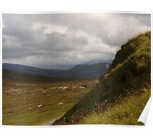 View from Nockan Crag Poster