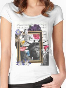 Libertine Women's Fitted Scoop T-Shirt