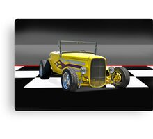 1930 Ford Model A Roadster w/o ID Canvas Print