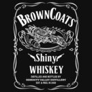 BrownCoats whiskey by bomdesignz