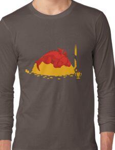 Sleeping Dragon Long Sleeve T-Shirt