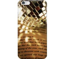 Book Party iPhone Case/Skin
