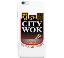 City Wok iPhone Case/Skin