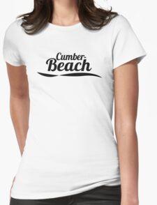 Cumber Beach Womens Fitted T-Shirt