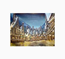Wintry Hogsmeade :) Unisex T-Shirt