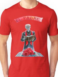 Day of the Dead El Padre Unisex T-Shirt