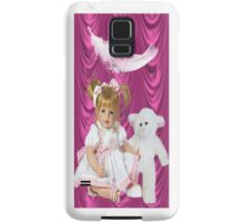 THE LOOK OF INNOCENCE IPHONE CASE Samsung Galaxy Case/Skin