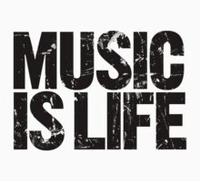 Music is Life by DropBass