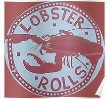 More Lobster Rolls - Martha's Vineyard Poster