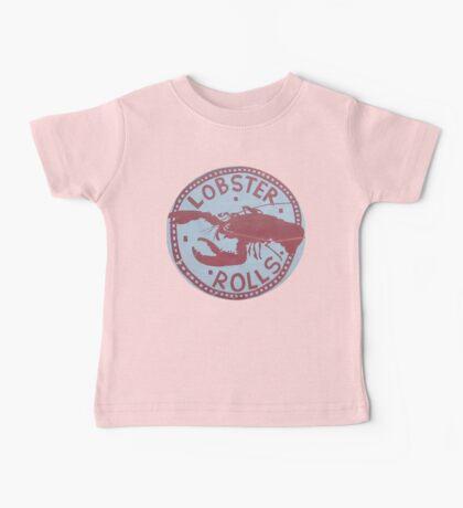 More Lobster Rolls - Martha's Vineyard Baby Tee