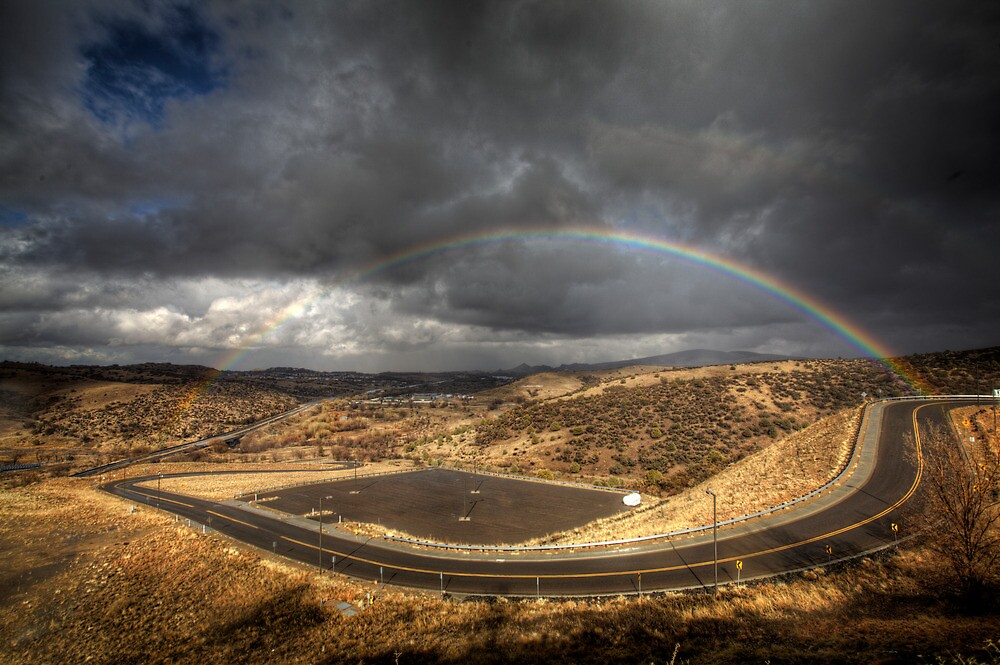 Rainbow Road by Bob Larson