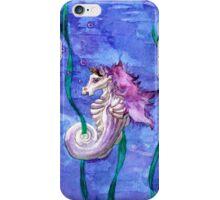 Unicorn Seahorse Underwater Fantasy iPhone Case/Skin