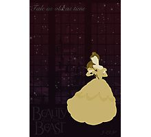 Princess Belle Photographic Print