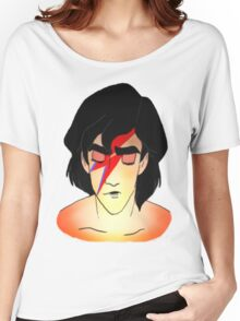 Aladdin Sane Women's Relaxed Fit T-Shirt