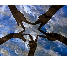 Stellar Formation Photographic Print