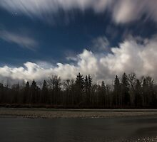 By the Light of the Full Moon  by Jim Stiles
