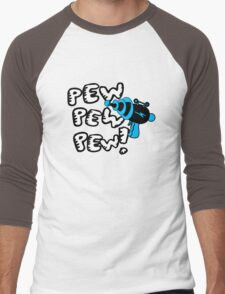 Pew pew pew! Men's Baseball ¾ T-Shirt