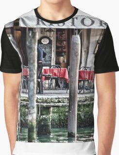 Telephone  Graphic T-Shirt