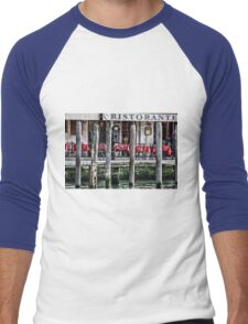 Telephone  Men's Baseball ¾ T-Shirt