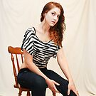 Jill and the Chair by redhairedgirl