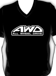 Awd Do It On All Fours T-Shirt