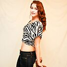 Jill and the Chair2 by redhairedgirl