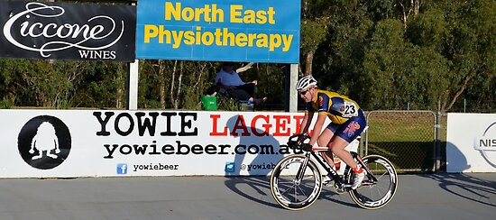 Wangaratta Wheelrace 2013 by Pete Simpson