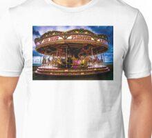 The Mystical Dragon Chariot Unisex T-Shirt