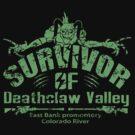 Deathclaw Valley Survivor by GreenHRNET
