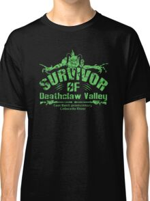 Deathclaw Valley Survivor Classic T-Shirt