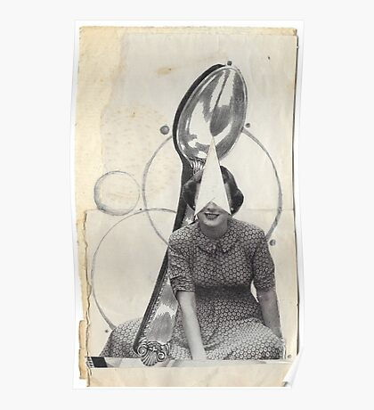 Spoon me Poster