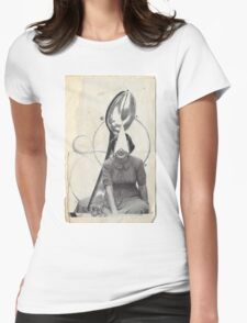 Spoon me Womens Fitted T-Shirt