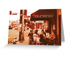 Eagle Rock Saturday Greeting Card