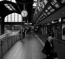 Station by bt-photography