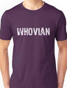 Claim Your Fandom- Whovian Unisex T-Shirt