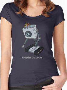 Butter Robot Women's Fitted Scoop T-Shirt