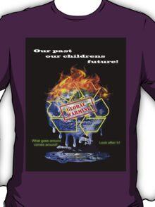 Global warming shirt from D.W.Arts T-Shirt