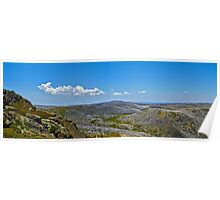 The Bogong High Plains Poster