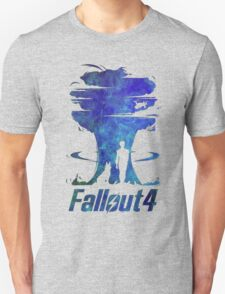 Fallout 4 - Blue Flame T-Shirt